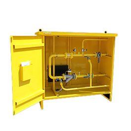 Пункт учёта газа серии ПУГ-ШУГО(ШУЭО)-650-Р